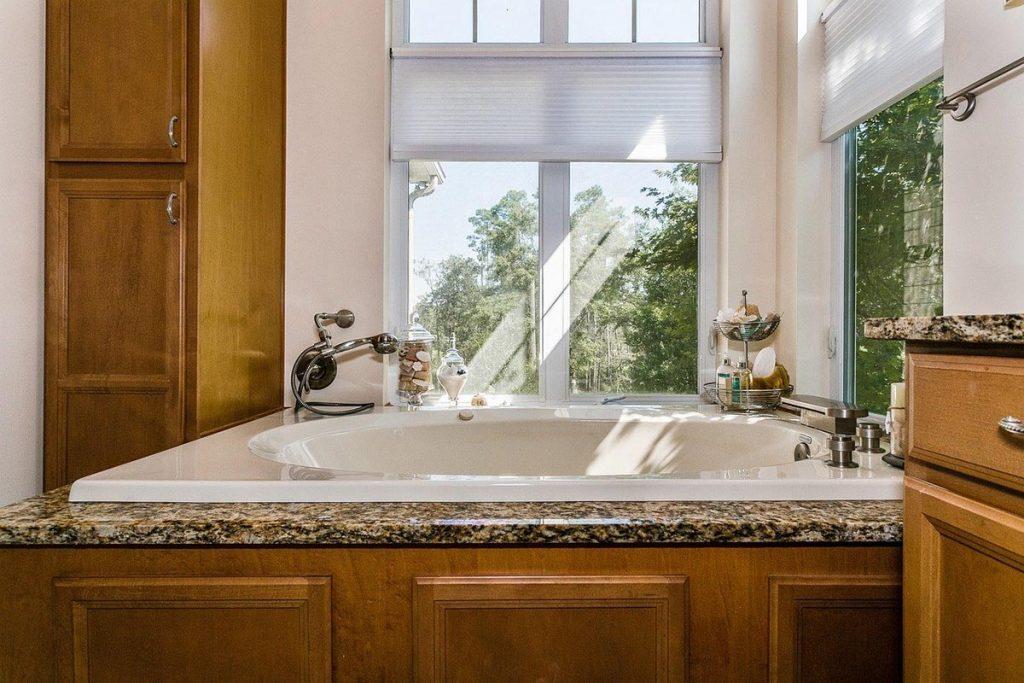 hot tub at home