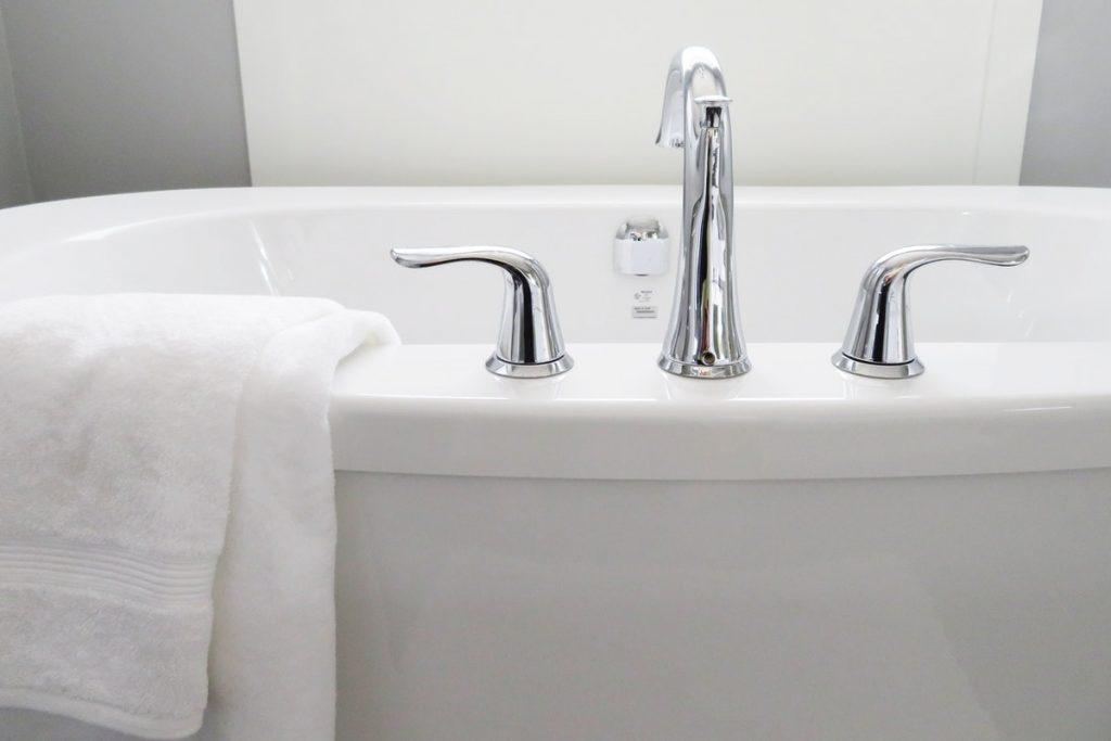 hot tub leak